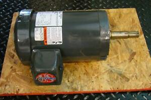 Emerson Electric Motor 2hp 1735rpm 200v 3phase 6206 2z j c3 09704831 100