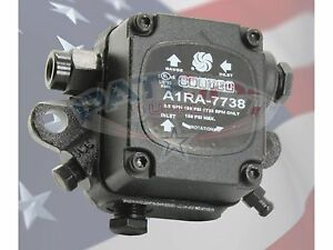 Suntec A1ra7738 A1ra 7738 Waste Oil Burner Pump For Lanair 8234 Brand New