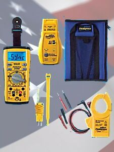 Fieldpiece Lt17aw Wireless Digital Multimeter For Hvacr Troubleshooting