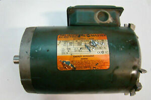 Reliance Electric Duty Master A c Motor 230 460v 1725rpm P14g9257t