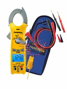 New Fieldpiece Sc260 Compact Clamp Meter True Rms Magnet