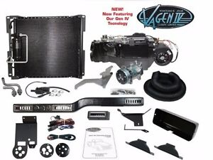 1950 53 Chevy And Gmc Truck With V8 Swap Complete Gen Iv Vintage Air System