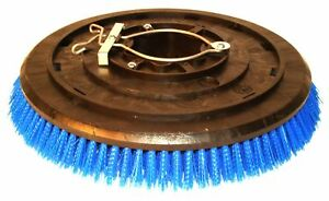 Set Of 2 Tennant 30241 Poly 16 Brush Broom Floor Scrubber 515 5680 7100 7300