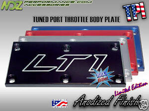 Tpi Throttle Body Plate O Chevy Camaro Corvette C4 Lt1