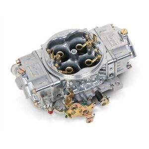 Holley 0 82851 850 Cfm Street Hp Carburetor