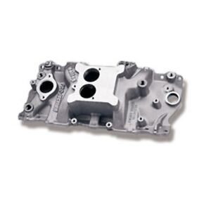 Holley 300 66 Pro Jection Tbi Intake Manifold High Rise Dual Plane