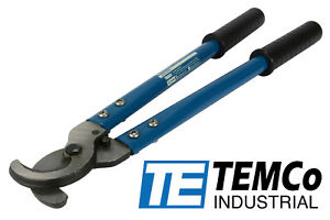 Temco Heavy Duty 12 4 0 Ga Wire Cable Cutter Electrical Tool 120mm2 New