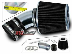 Black Short Ram Air Intake Induction Kit Filter For 00 06 Bmw E53 X5 All Models