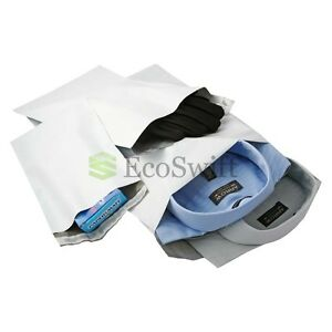 1 10000 5 X 7 ecoswift Poly Mailers Envelopes Plastic Shipping Bags 1 70 Mil