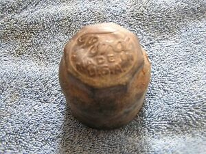 Vintage Ford End Dust Grease Cap
