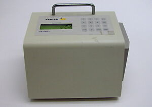 Varian Vk Qaii C Dissolution Suitability Station Monitor 12 0550