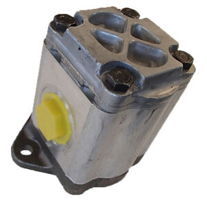6672513 New Skid Steer Hydraulic Gear Pump Made To Fit Bobcat 751 751g 753g