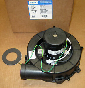 Fasco A163 Furnace Inducer Blower Motor Fits Lennox 7021 9450 7021 10302 3121