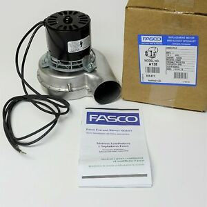 Fasco A138 Draft Inducer Furnace Blower Motor Fits Lennox 7021 8657 7021 8825