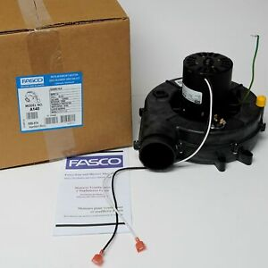 Fasco A140 Furnace Inducer Motor Fits Goodman 7021 9087 7021 9000 7021 10279