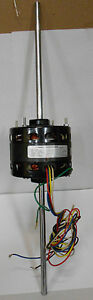 Packard Double Shaft Motor 40347 1 8 Hp 1550 Rpm
