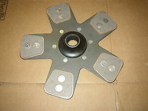 John Deere 4010 4000 4020 Clutch Disc Heavy Duty Five Pad 12