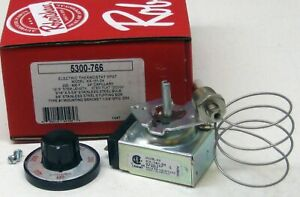5300 766 Robertshaw Electric Oven Thermostat Kx 161 24 46 1094 E 198 56901 18402