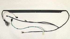 1967 Chevy Pickup Truck Engine Wiring Harness V8 283 327 Manual Transmission