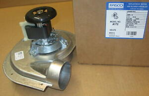 Fasco A172 Furnace Draft Inducer Motor For Heil 1010975p 7002 2792 7002 2633