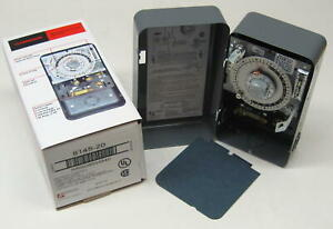 Paragon 8145 20 Defrost Control Commercial Refrigeration Timer