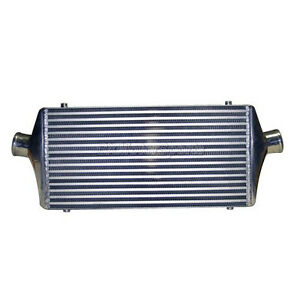 Cxracing 4 thick Core 3 Inlet Outlet Universal Intercooler