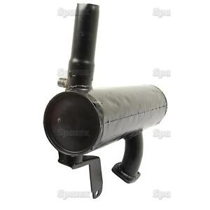 Ford New Holland Tractor 5640 6640 7740 New Muffler 82009292