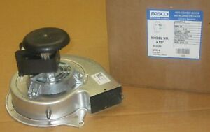 Fasco A157 Draft Inducer Motor Fits Goodman 7002 3219 4mh09 7002 2307 7002 2771