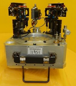 Amat Applied Materials 4332 B Cvd Configured Chamber Precision 5000 Mark Ii Used