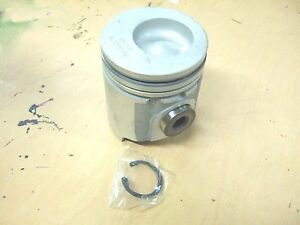 Ford New Holland 7610 6640 7740 7840 8240 8340 268 Engine Piston 004 81873457
