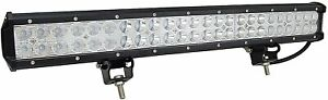 32 Led Light Bar 4x4 Off Road Jeep Gmc Bronco Chevy Toyota Ford Fog Light