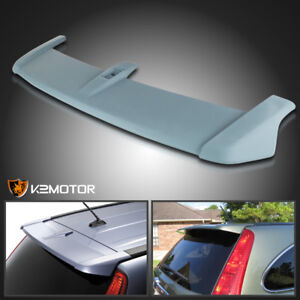 Fit 07 11 Honda Cr v Crv Abs Factory Style Rear Roof Top Spoiler Wing Lip