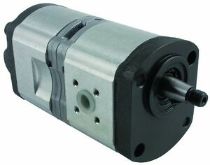 3147535r93 New Hydraulic Pump Made To Fit Case ih Tractor Models 433 533 633