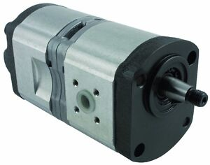 New Hydraulic Pump Made To Fit Case ih Tractor Models 433 533 633