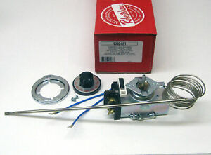 5000 851 Robertshaw Commercial Cooking Oven Electric Thermostat 46 1034 115119g1
