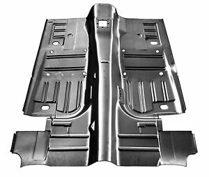 1965 1968 Ford Mustang Mercury Cougar Coupe Fastback 1 Piece Floor Pan