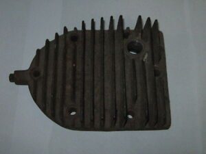 Old Briggs Stratton Gas Engine Cast Iron Cylinder Head 66061 Model Q