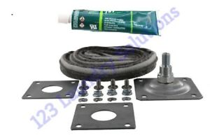 New Dryer Trunnion Seal Kit 35 30 For 70564803 Ipso M4960p3