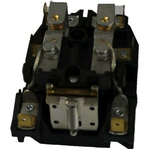 Milnor replacement Relay 240v 09c060