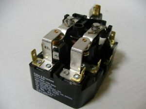 Milnor replacement Relay spin 120v 09c063ab37