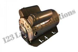 New Dryer Drive Motor 100 120 208 240 60 1 t45 For Cissell 70392901p