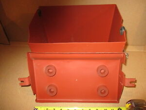 Battery Box Farmall Ih W6 Tactor Part Reproduction Usa