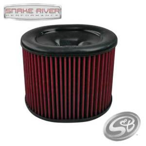 S b Cold Air Intake Replacement Oiled Filter Cotton Cleanable Washable Kf 1035