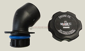 97 09 Ls1 Ls6 Ls2 Lq9 Lq4 Valve Cover Oil Filler Tube W Mobil 1 Cap New 1 Tab