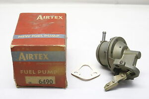 Nors Airtex Fuel Pump 1962 Ford Mercury 223ci Six Cylinder Galaxie Falcon 6490
