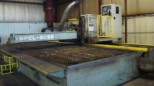 High Definition Cnc Plasma Cutter 20 Bed 1 300 Amp Hi Def Cutting System