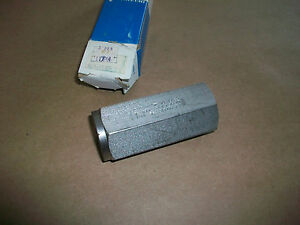 Deltrol Stainless Check Valve Edc35ss New In Box