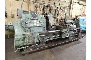 Sidney 35 X 72 Geared Head Engine Lathe