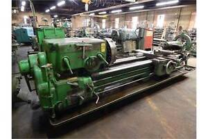 Sidney 30 X 96 Geared Head Engine Lathe