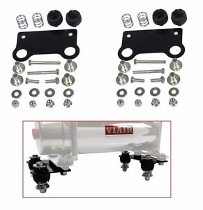Vibration Isolator Upgrade Feet Kit For Single Viair 444c Air Compressor System